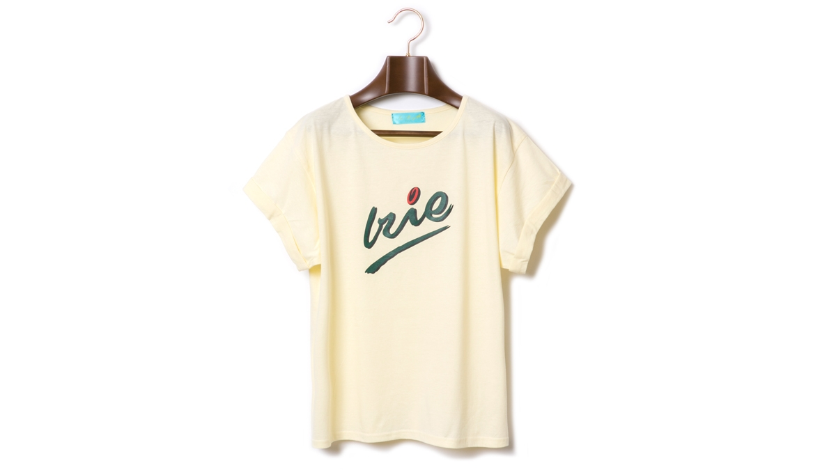 IRIE TING TEE (YELLOW) ¥4,500